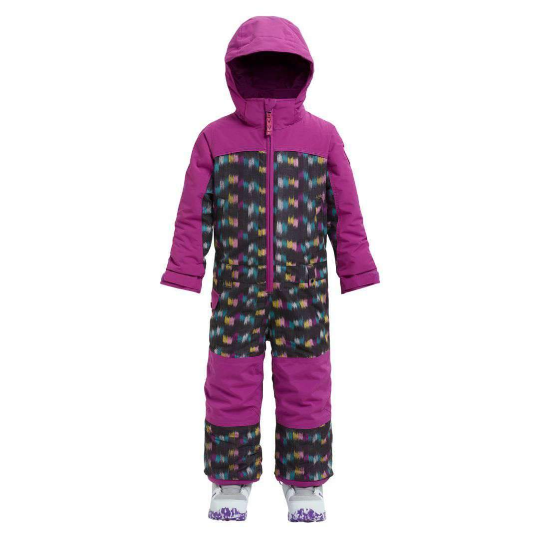 BURTON Snow Jackets - Youth EYE CAT / GRAPESEED / 18-24M 2019 BURTON GIRLS ILLUSION ONE PIECE