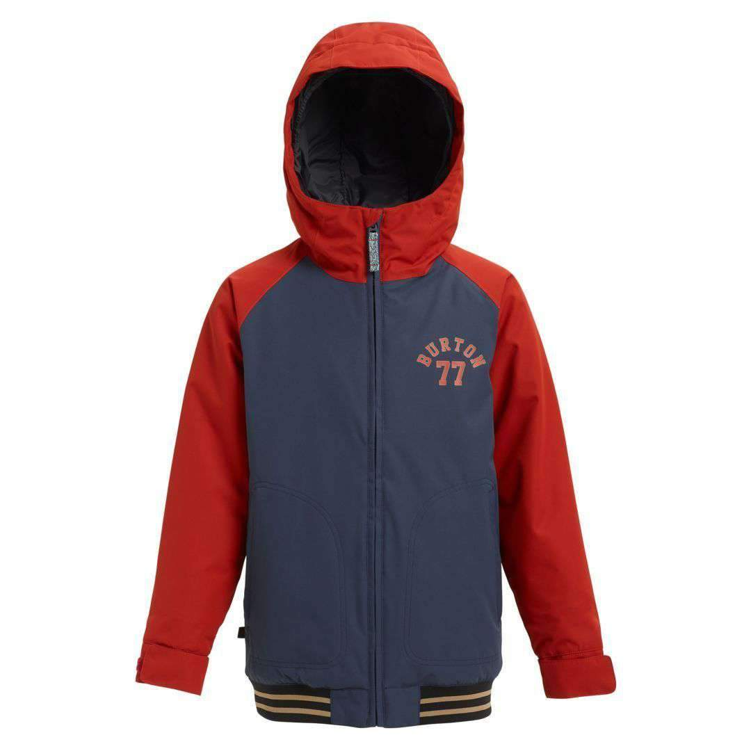 BURTON Snow Jackets - Youth MOOD INDIGO / BITTERS / XS 2019 BURTON BOYS GAMEDAY JACKET MOOD INDIGO / BITTERS