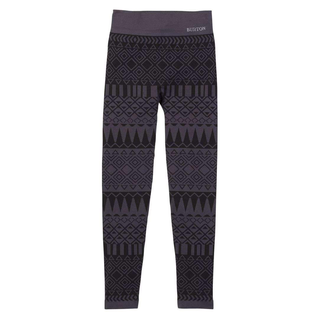 BURTON WOMENS ACTIVE SEAMLESS TIGHT - 2019 Thermals - Womens - Trojan Wake Ski Snow
