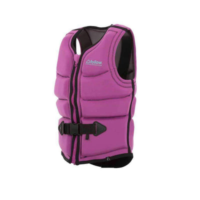 FOLLOW LADIES LIFE JACKET 6 2018 FOLLOW S.P.R LADIES CE VEST Pink