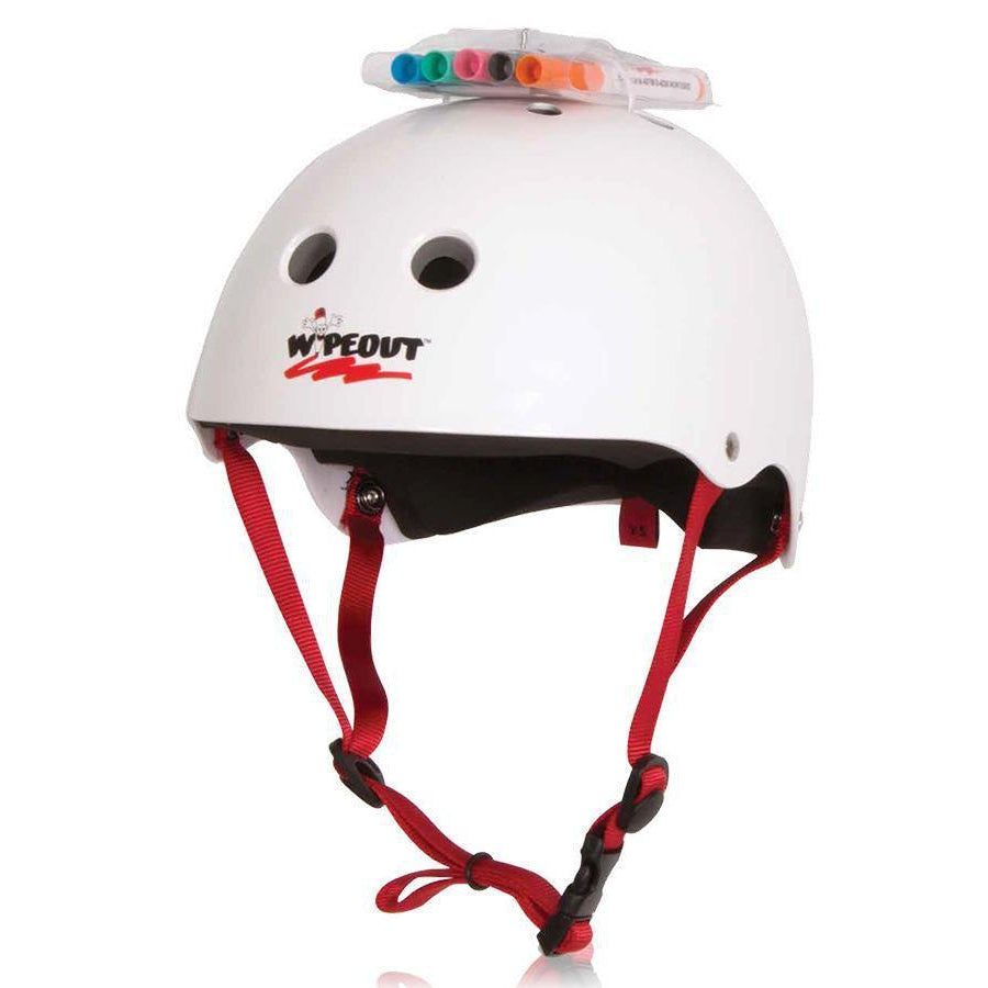 Liquid Force Kids Wipeout Helmet Wake Helmet - Trojan Wake Ski Snow