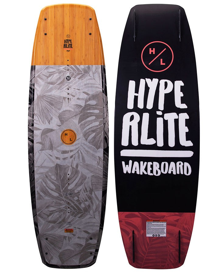 Hyperlite Prizm Wakeboard - 2021 Wakeboards - Women - Trojan Wake Ski Snow
