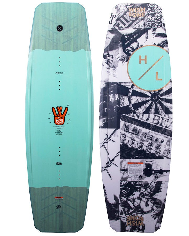 Hyperlite Wishbone Wakeboard - 2021 Wakeboards - Men - Trojan Wake Ski Snow