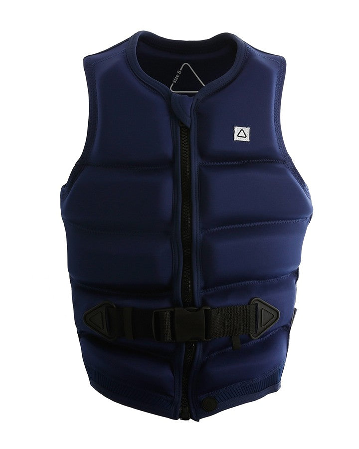 FOLLOW PRIMARY LADIES JACKET - NAVY - 2021 Life Jacket - Womens - Trojan Wake Ski Snow