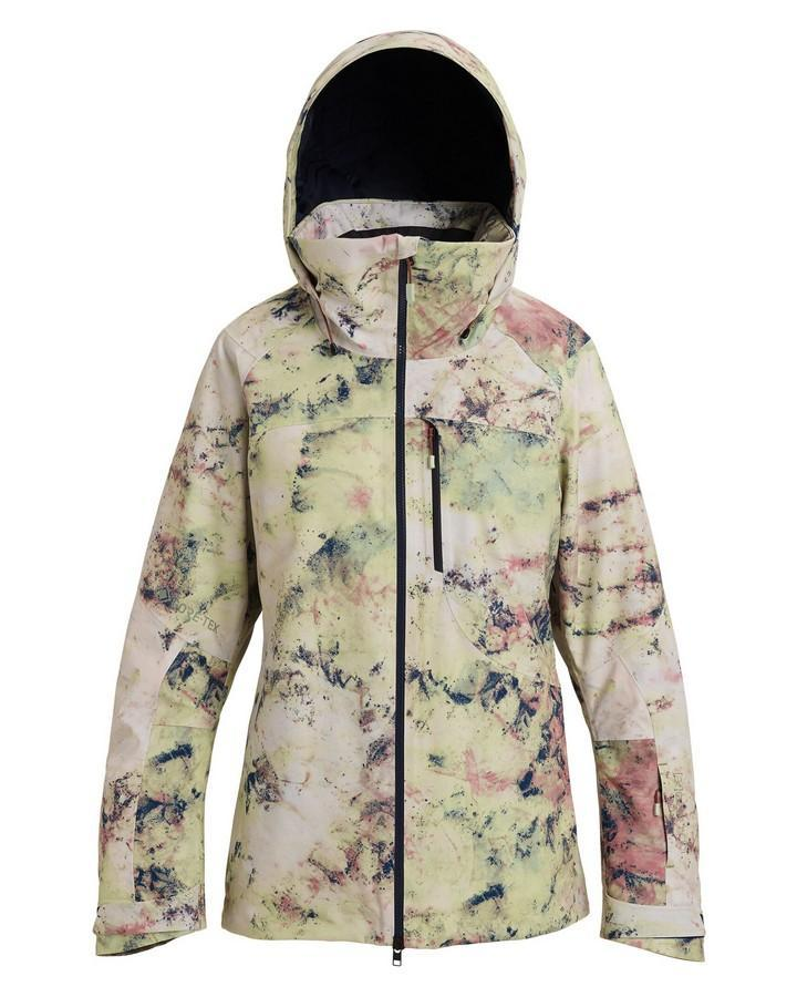Burton Women's [ak] GORE-TEX 2L Embark Jacket - Sadie A - 2020 Snow Jackets - Womens - Trojan Wake Ski Snow
