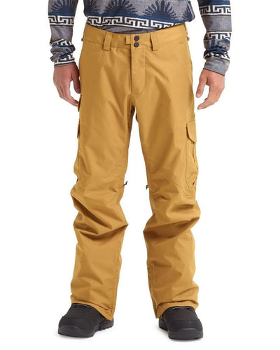 Burton Men's  Cargo Pants Relaxed - Wood Thrush - 2020 Snow Pants - Mens - Trojan Wake Ski Snow