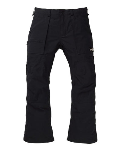 Burton Men's  Southside Pants - True Black - 2020 Snow Pants - Mens - Trojan Wake Ski Snow