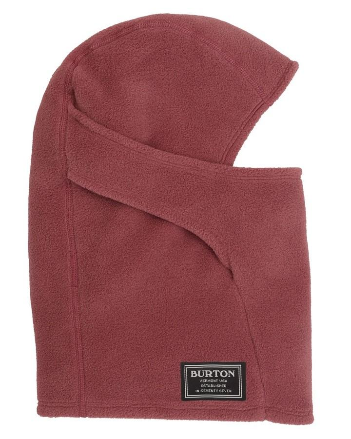 Burton Ember Fleece Balaclava - Rose Brown - 2020 Face Masks/Hoods - Mens - Trojan Wake Ski Snow