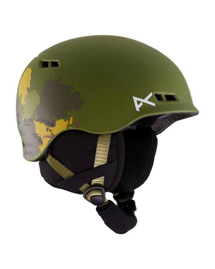 2020 Anon Kids' Burner Helmet - Camo-Snow Helmets - Youth-Anon-Camo-S\M-Trojan Wake Ski Snow