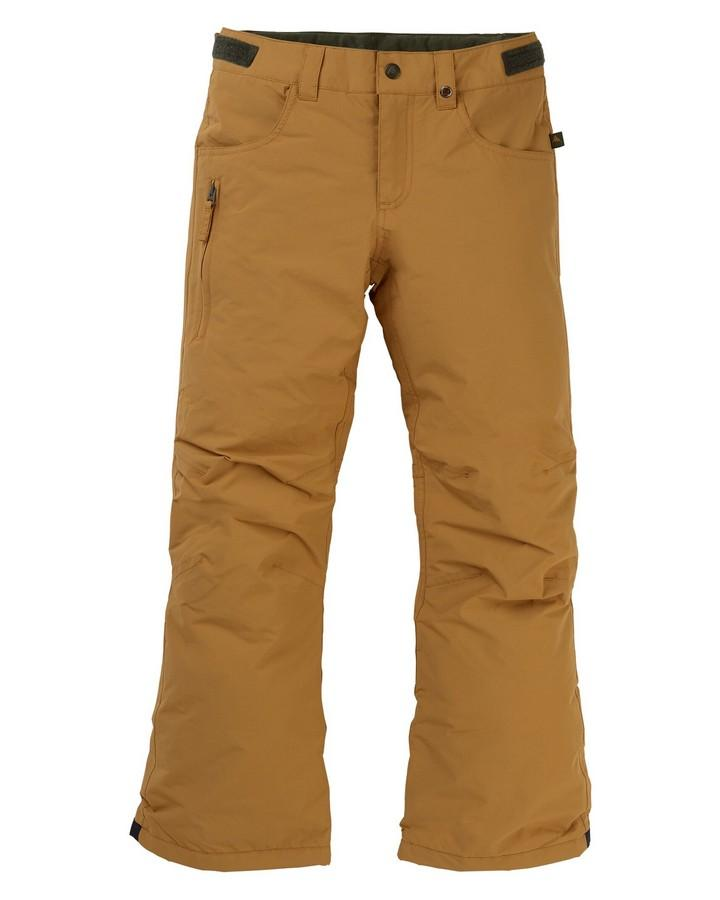 Burton Boys' Barnstorm Pants - Wood Thrush - 2020 Snow Pants - Youth - Trojan Wake Ski Snow