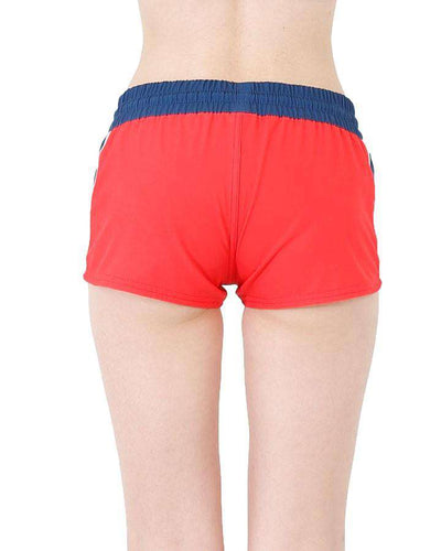 2020 JETPILOT PRO SERIES LADIES RIDESHORT - RED-Rideshorts - Womens-JETPILOT-6-Red-Trojan Wake Ski Snow