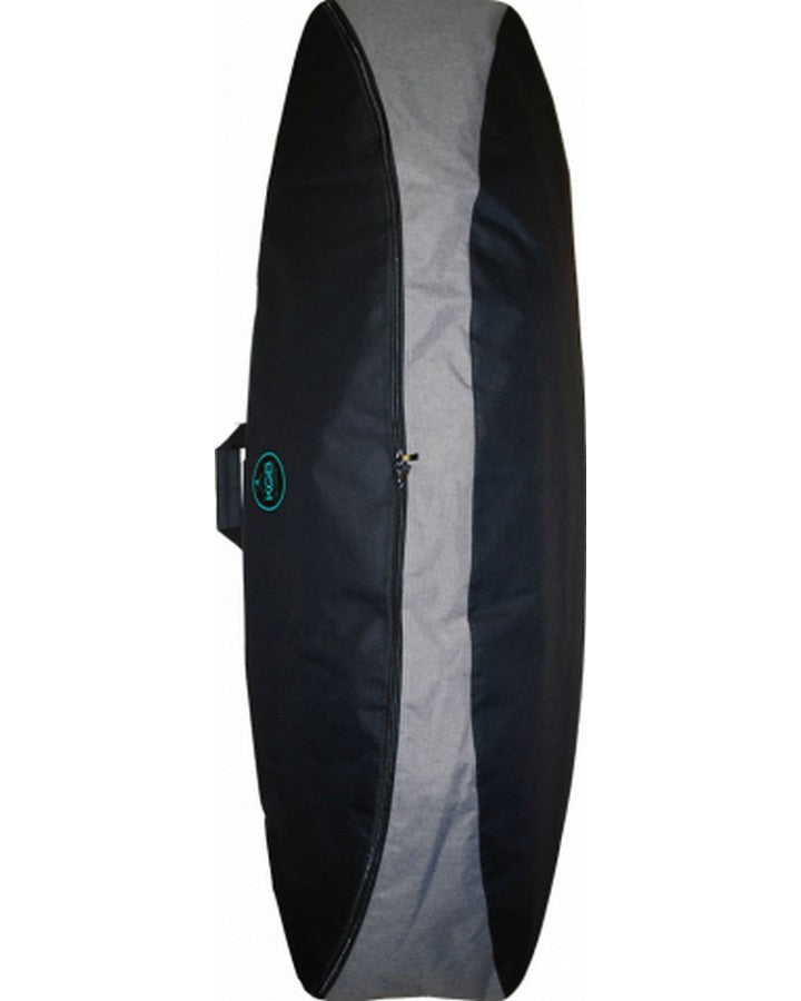 KGB Grab Bag - Black/Heather/Teal - 2021 Wakeboard Covers - Trojan Wake Ski Snow