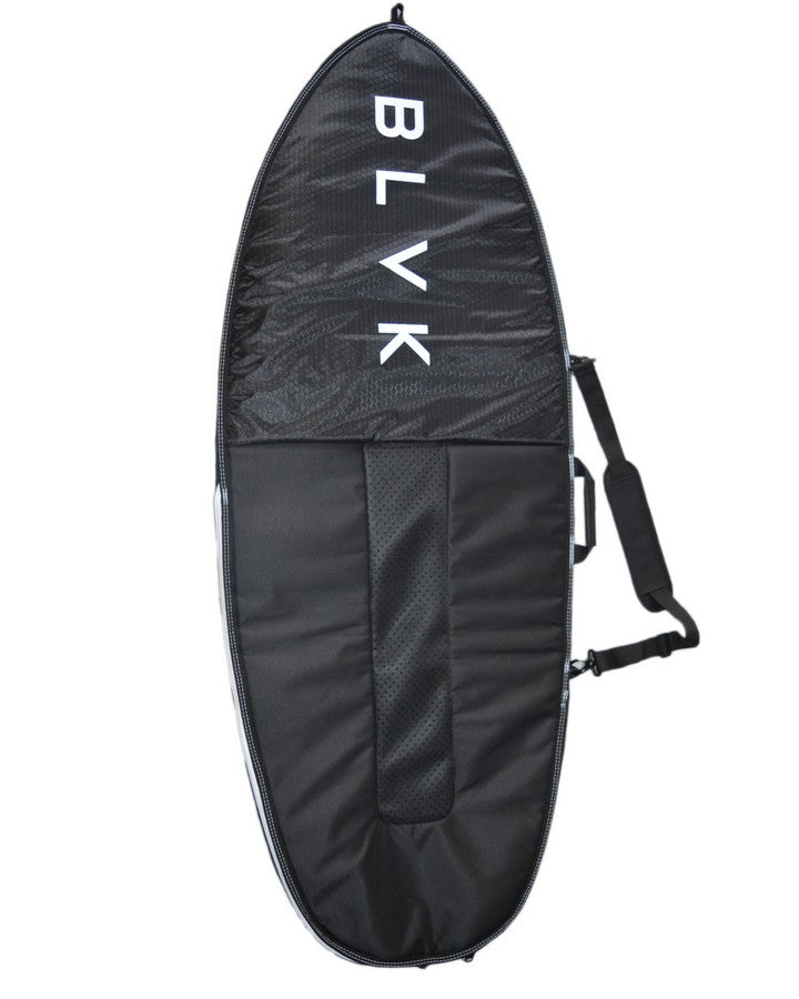 BLVK Big Board Bag (Up to 5'3) - 2020 Wakesurf Covers - Trojan Wake Ski Snow