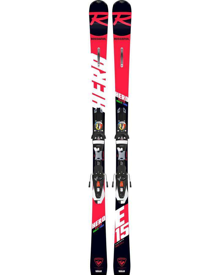2019 Rossignol Hero Elite MT CA With Nx 12 Konnect-Snow Skis - Mens-ROSSIGNOL-159-Trojan Wake Ski Snow