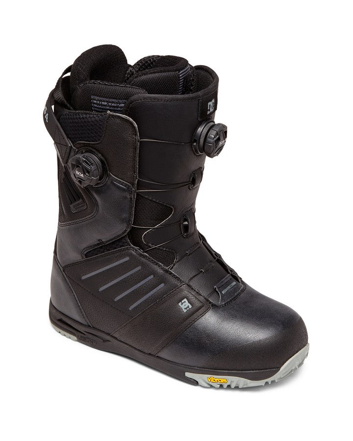 DC Judge BOA® Mens Snowboard Boots - Black - 2020 Snowboard Boots - Men - Trojan Wake Ski Snow