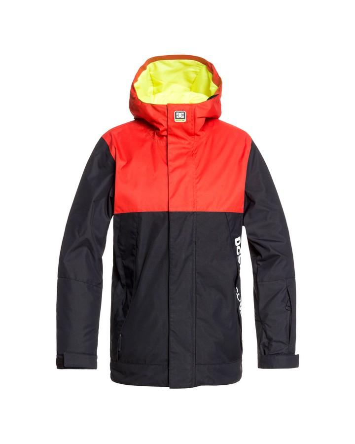 DC Youth Defy Snow Jacket - Black - 2020 Snow Jackets - Youth - Trojan Wake Ski Snow