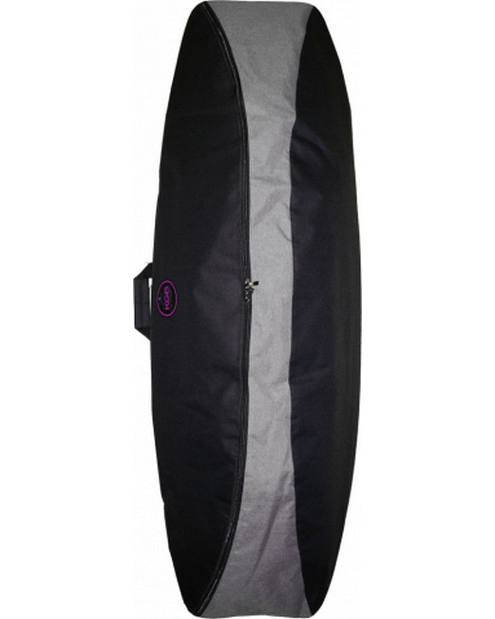 Ivy Grab Bag - Black/Heather/Pink - 2021 Wakeboard Covers - Trojan Wake Ski Snow