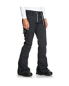 2020 DC Viva Womens Snow Pants - Black - Trojan Wake Ski Snow