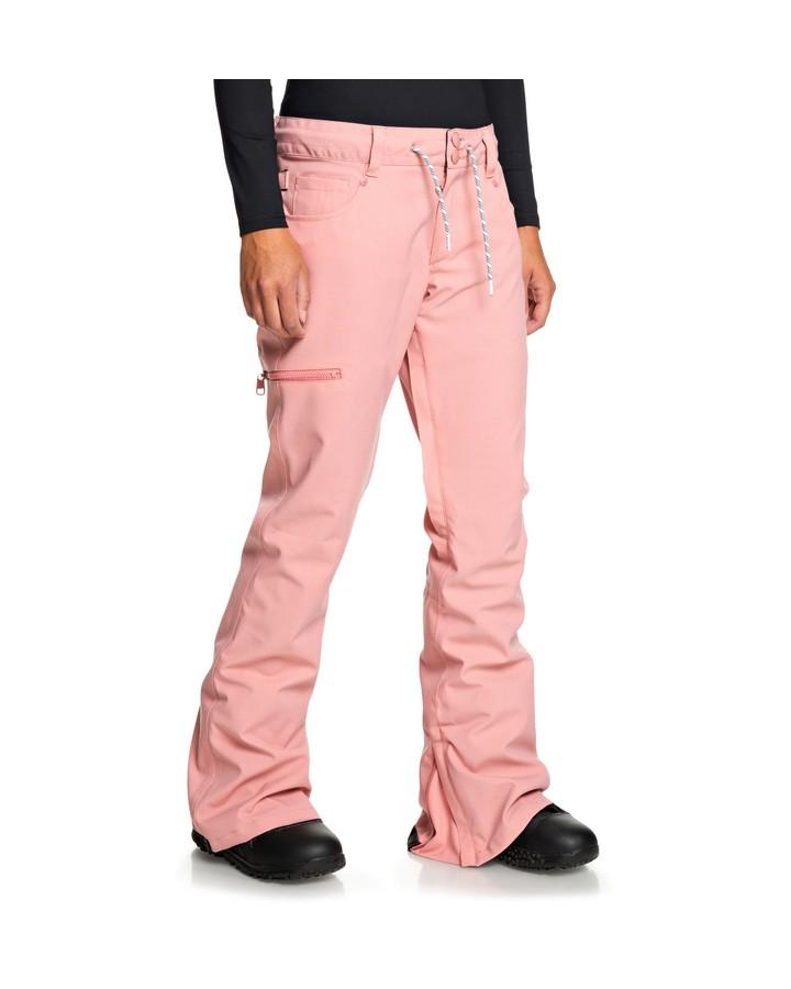 DC Viva Womens Snow Pants - Dusty Rose - 2020 Snow Pants - Womens - Trojan Wake Ski Snow