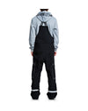 2020 DC Mens Revival Snow Bib - Black - Trojan Wake Ski Snow
