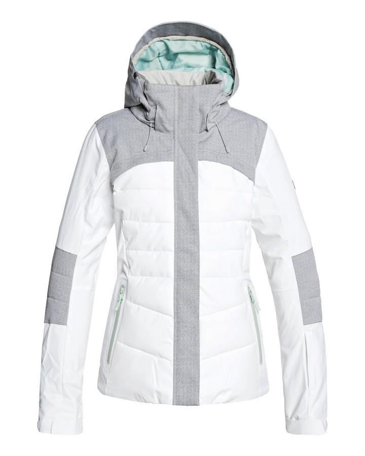 2020 Roxy Womens Dakota - Snow Jacket - Bright White