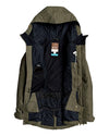Roxy Womens Stated Snow Jacket - Ivy Green - 2020 Snow Jackets - Womens - Trojan Wake Ski Snow