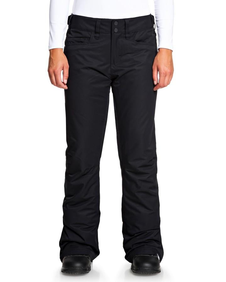 2020 Roxy Womens Backyard Snow Pants - True Black