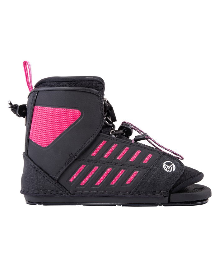 2020 HO Women's FreeMAX D.C.-Water Ski Bindings - Women-HO-5.5 to 9.5-Trojan Wake Ski Snow