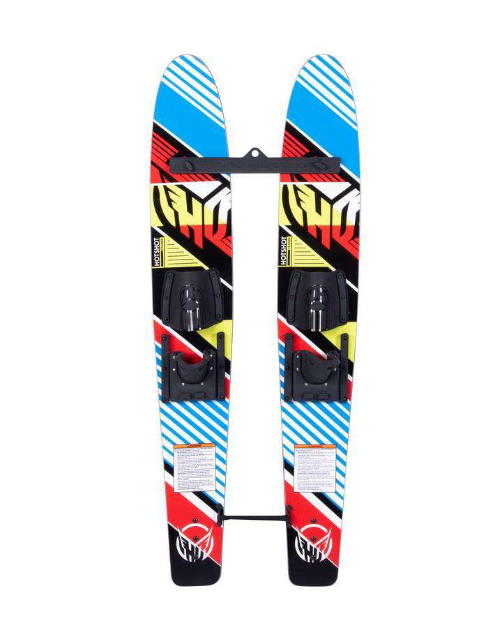 2020 HO Hot Shot Trainers Bar/Rope-Water Skis - Combos-HO-Trojan Wake Ski Snow