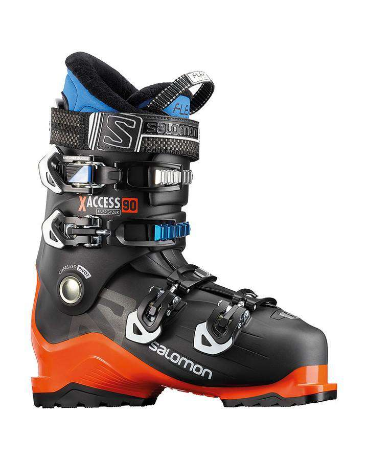 2019 Salomon X Access 90-Snow Ski Boots - Mens-SALOMON-255-Trojan Wake Ski Snow