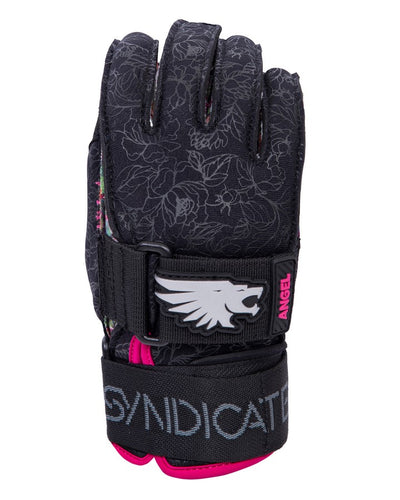 HO Syndicate Angel Inside Out Glove - 2021 Waterski Gloves - Women - Trojan Wake Ski Snow