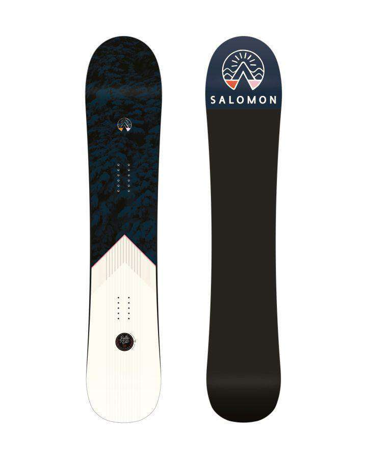 Salomon Bellevue - 2020 Snowboards - Women - Trojan Wake Ski Snow