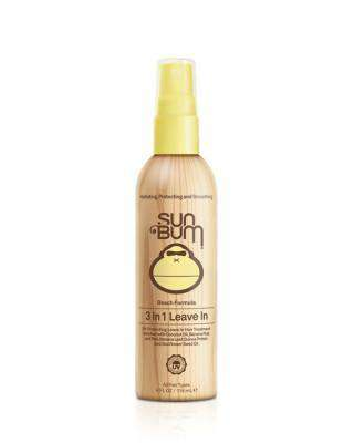 SUN BUM HAIR 118ML 3 IN 1 LEAVE IN