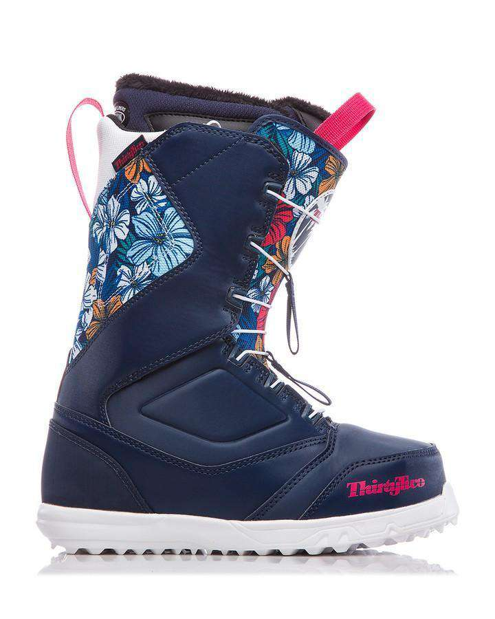 THIRTYTWO Snowboard Boots - Women 5 2019 THIRTYTWO ZEPHYR FT WOMENS