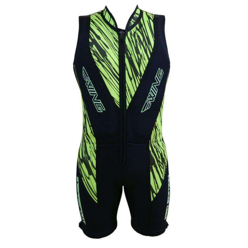 WING Barefoot Suits Green / S 2019 Wing Pro Barefoot Suit Green