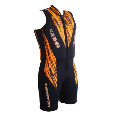 WING Barefoot Suits Orange / S 2019 Wing Pro Barefoot Suit Orange