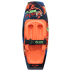 JOBE HOT CHILLI W/ SINGLE STRAP INC HOOK Kneeboards - Fibreglass - Trojan Wake Ski Snow