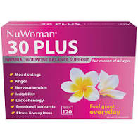 30 Plus NuWoman 120tabs