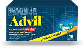 ADVIL Liquid Cap 40s