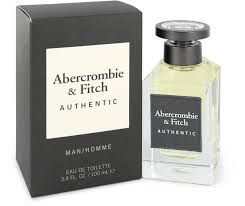 A&F Authentic M EDT 50ml