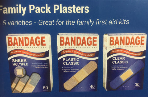 Bandage Assorted