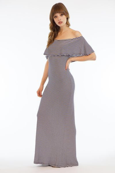 Sail Away With Me Maxi Dress