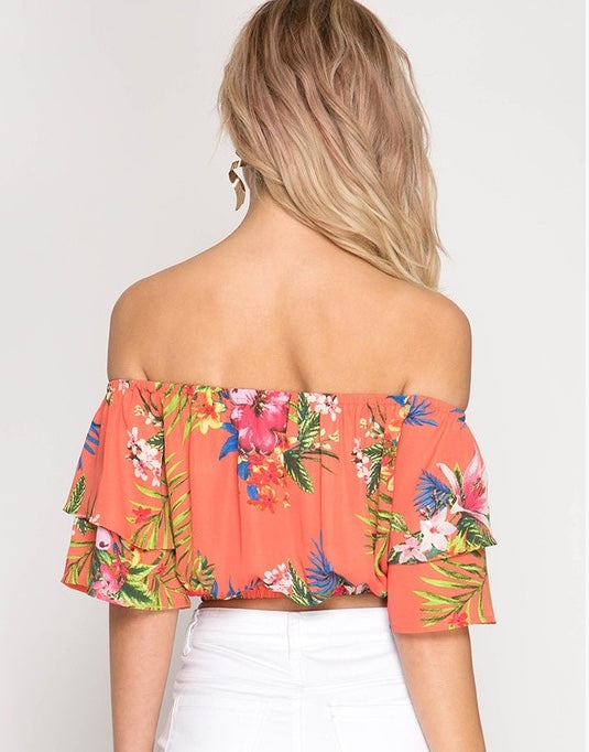 Vacay Ready Crop Top