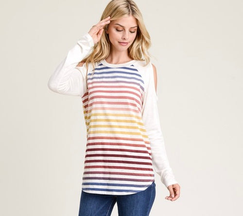 Color Me Bright Top