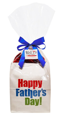 Father's Day Cookie Gift Bag (Small - 6 Cookies) - Local Delivery Only