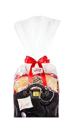 Medical Bag Cookie Basket (Large - 12 Cookies)