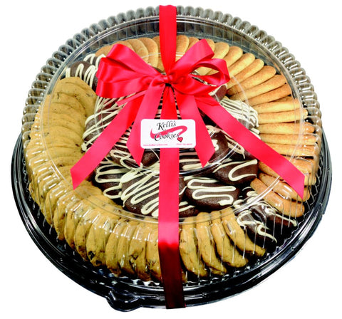 Holiday Cookie Platter (Small - 45 Single Serving)