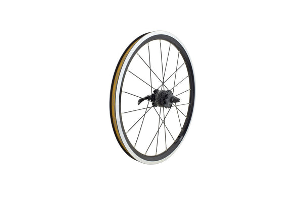 BioLogic Joule 3 Dynamo Hub Comp Wheel Set