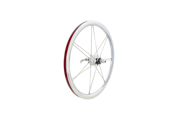 "BioLogic Joule 3 Dynamo Hub Pro 20"" Wheel Set"