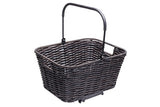 Tern Market Basket is easy to convert from a hand-basket to a bike-basket.